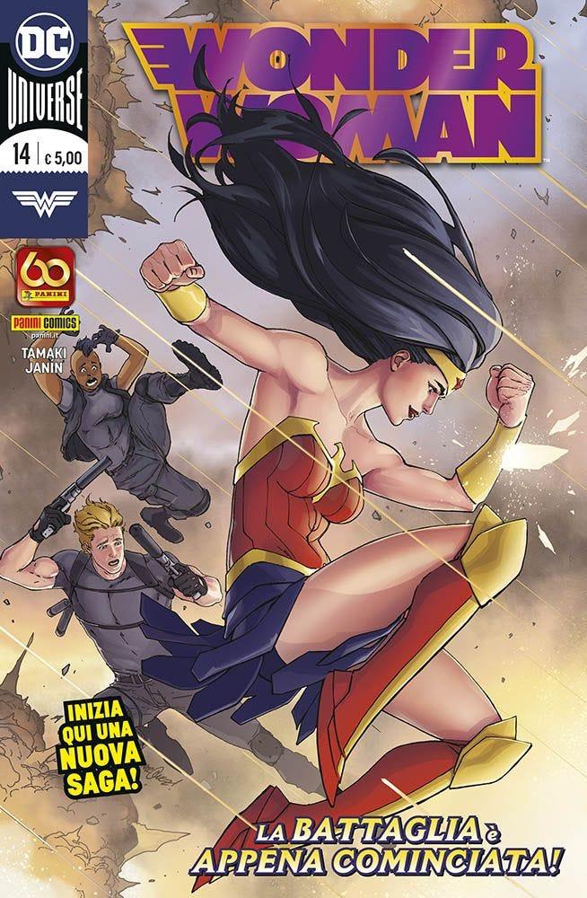 Wonder Woman 14 Prevendita magazines