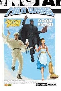 Justice League/Doom Patrol: Milk Wars  magazines