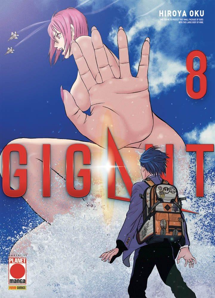 Gigant 8 Sci-Fi magazines
