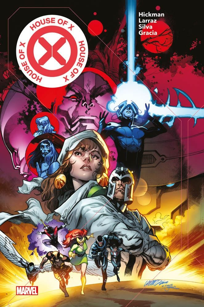 House Of X/Powers Of X - Complete Edition Raccolte in Volume magazines