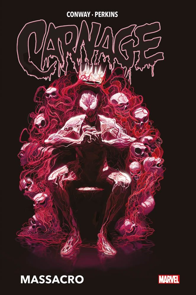 Carnage Raccolte in Volume magazines