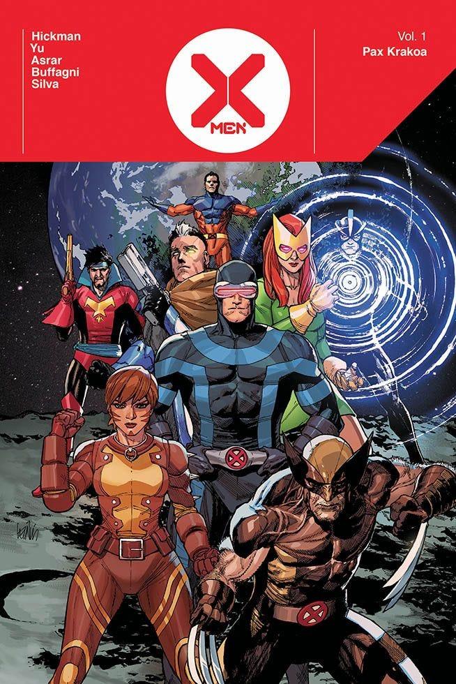 X-Men di Jonathan Hickman 1 Prevendita magazines