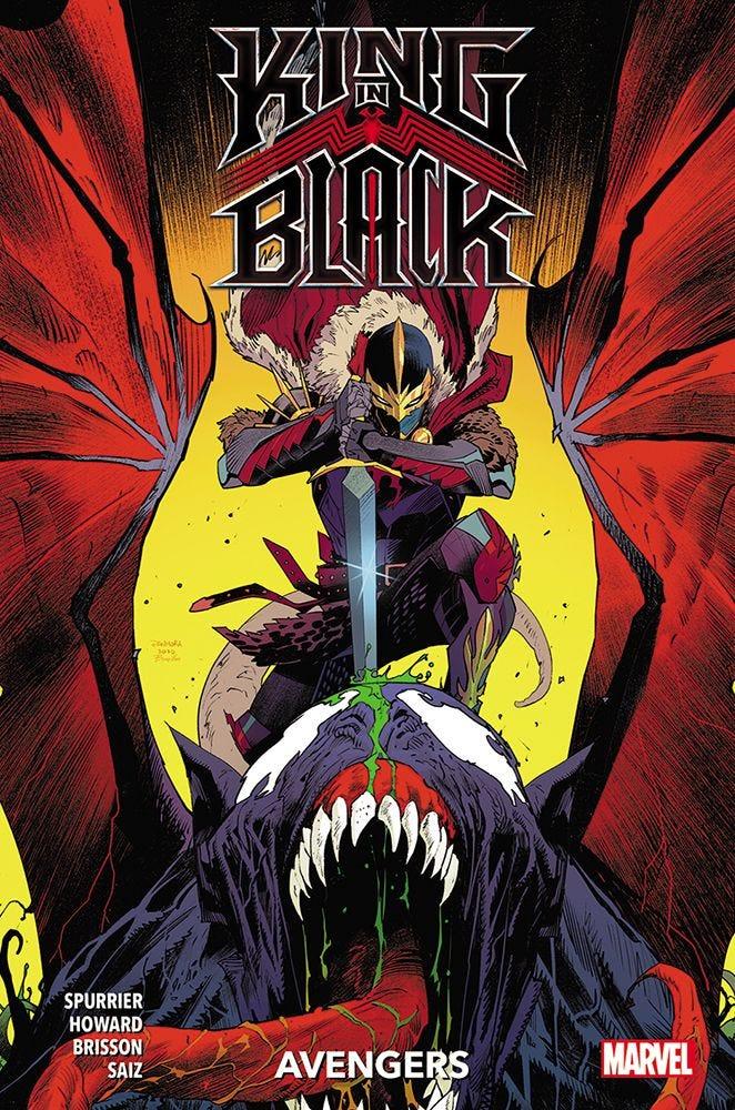 King in Black: Avengers Crossover books