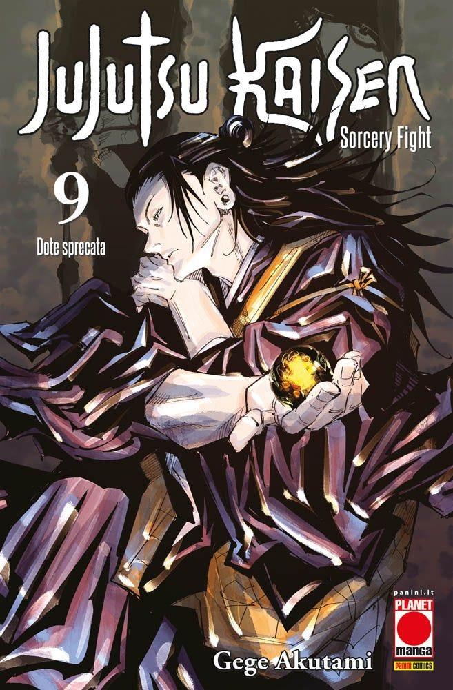Jujutsu Kaisen 9 Da Cinema e Animazione magazines