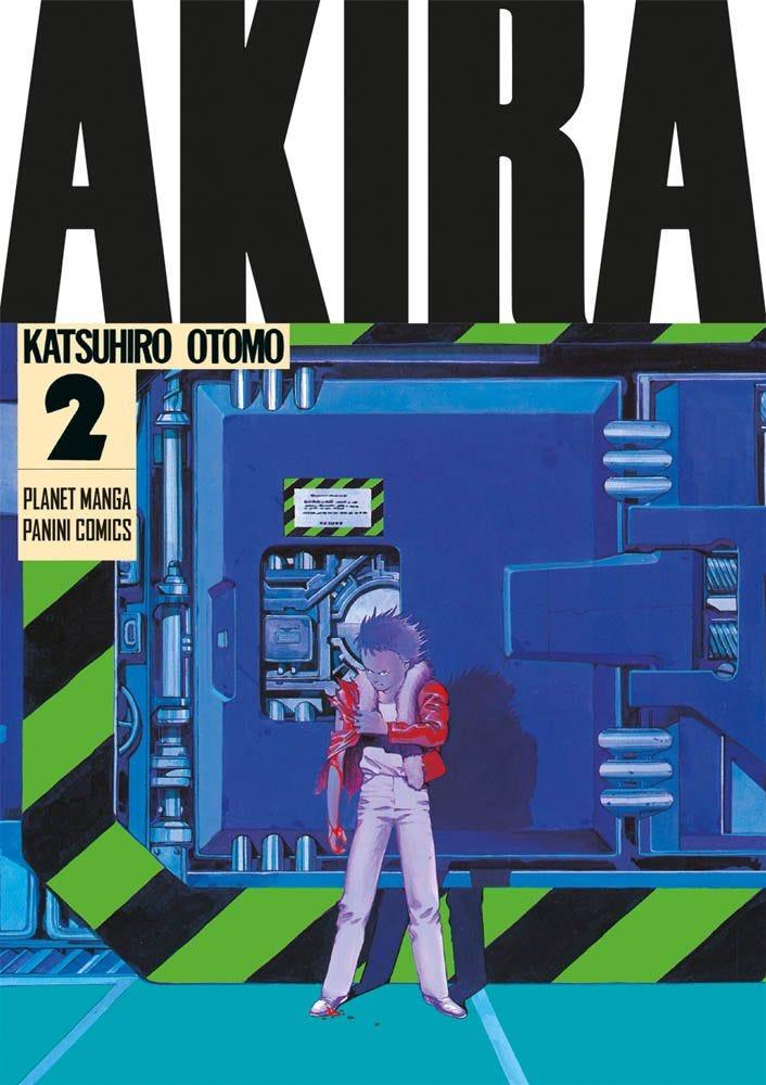 Akira - Nuova Edizione 2 Sci-Fi books
