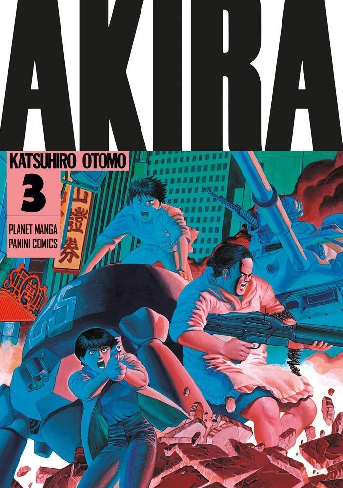 Akira - Nuova Edizione 3 Sci-Fi books