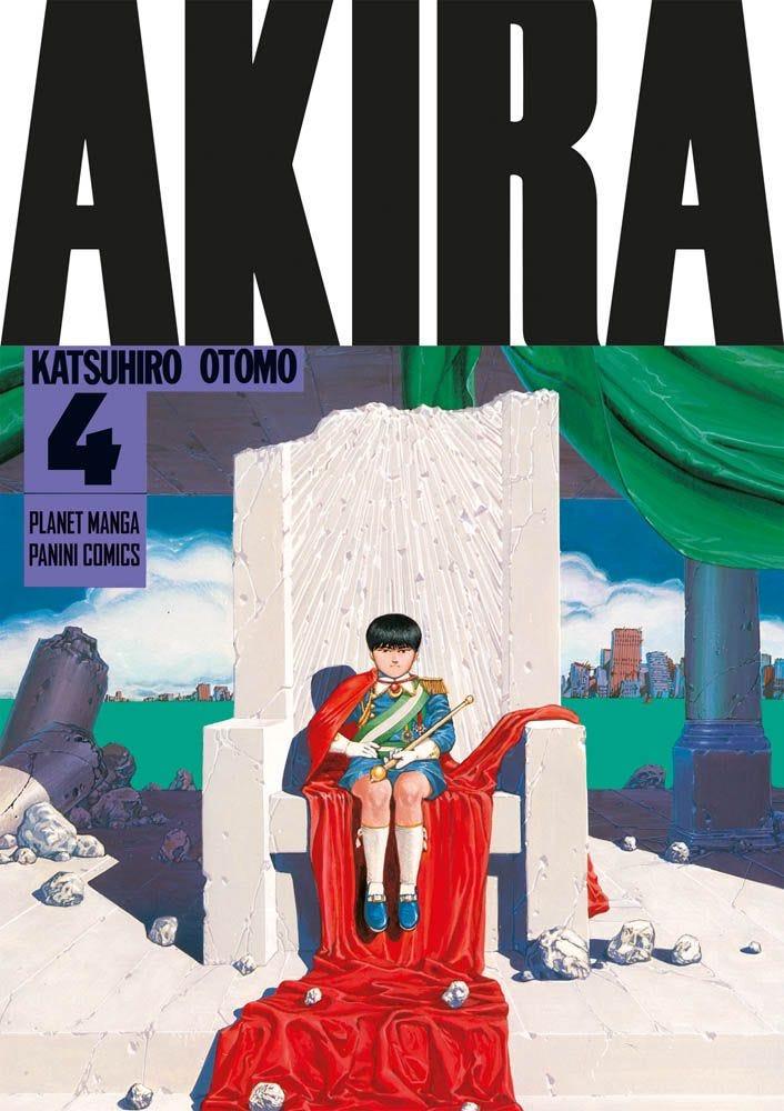 Akira - Nuova Edizione 4 Sci-Fi books