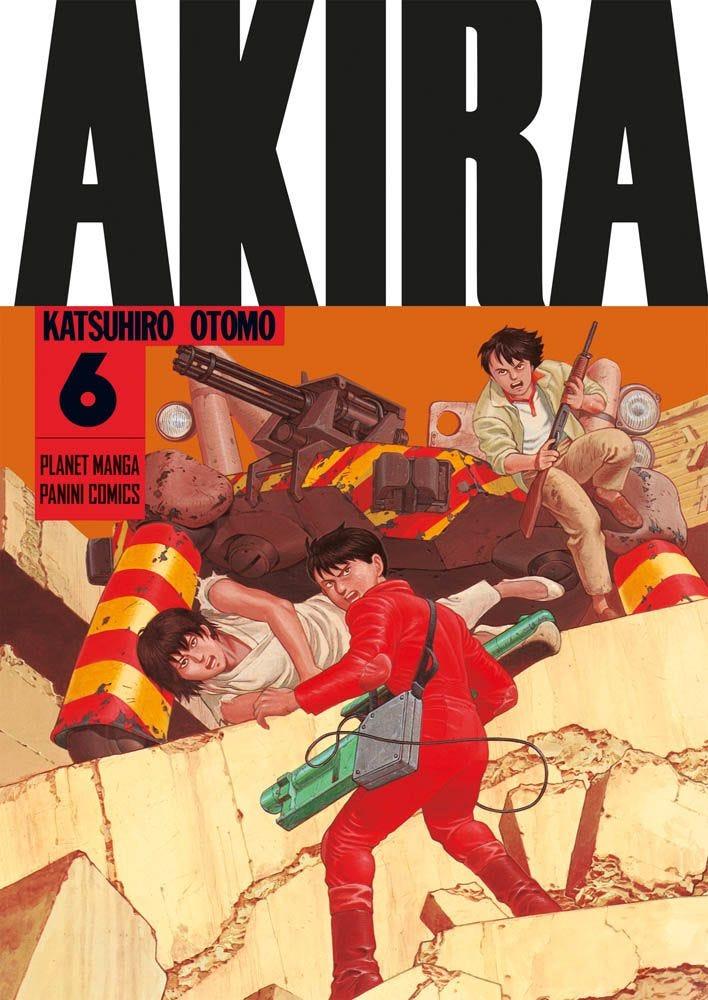 Akira – Nuova Edizione 6 Sci-Fi magazines