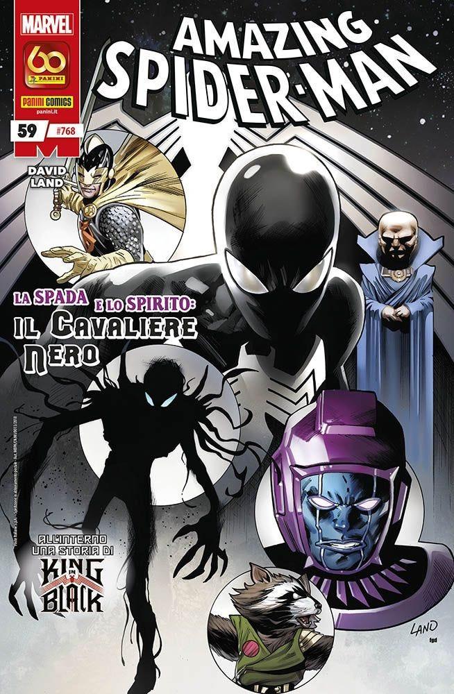 Amazing Spider-Man 59 Prevendita magazines