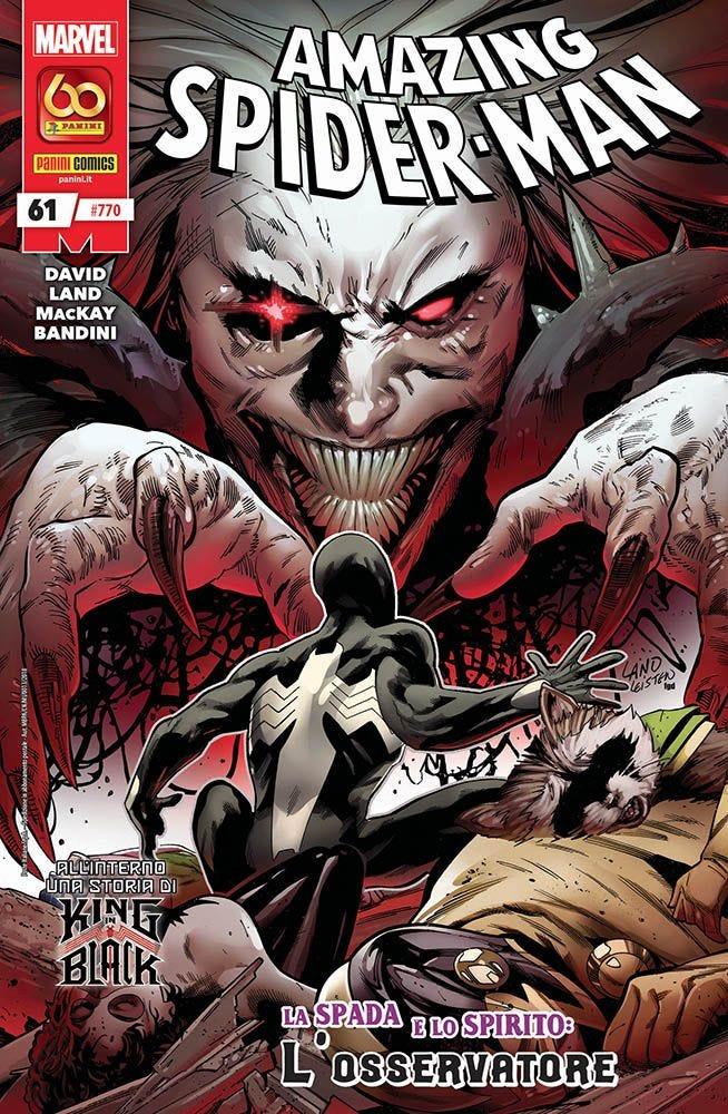 Amazing Spider-Man 61 Prevendita magazines