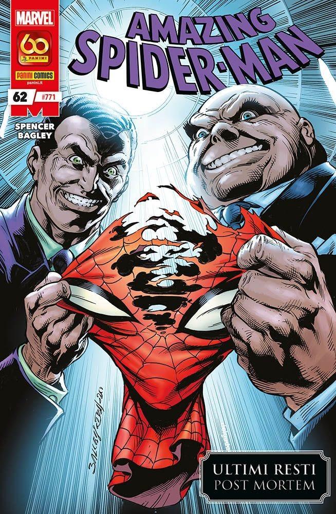 Amazing Spider-Man 62 Spider-Man magazines