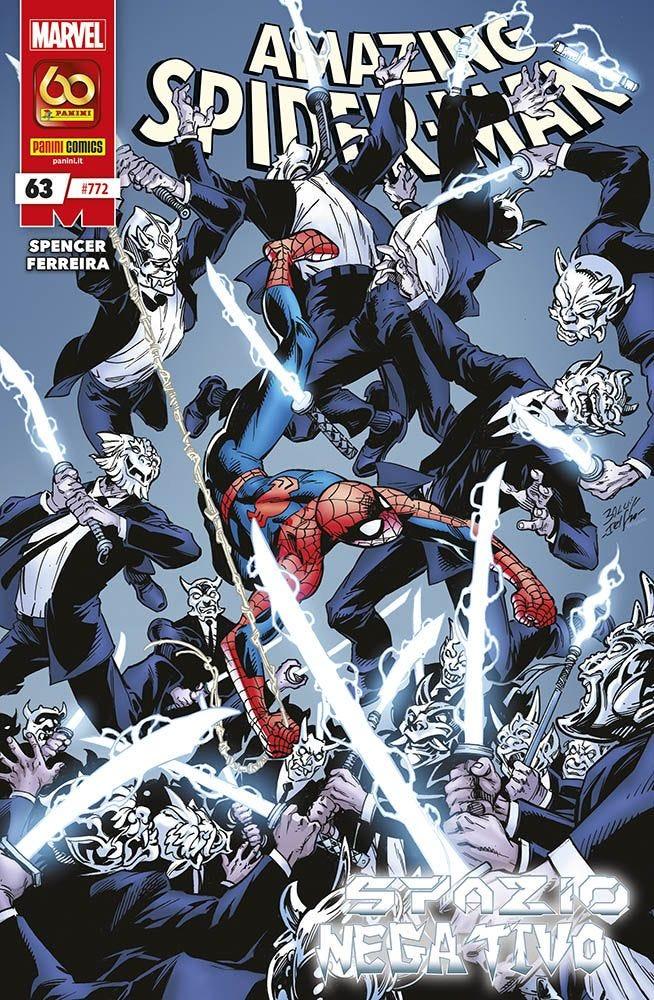 Amazing Spider-Man 63 Spider-Man magazines