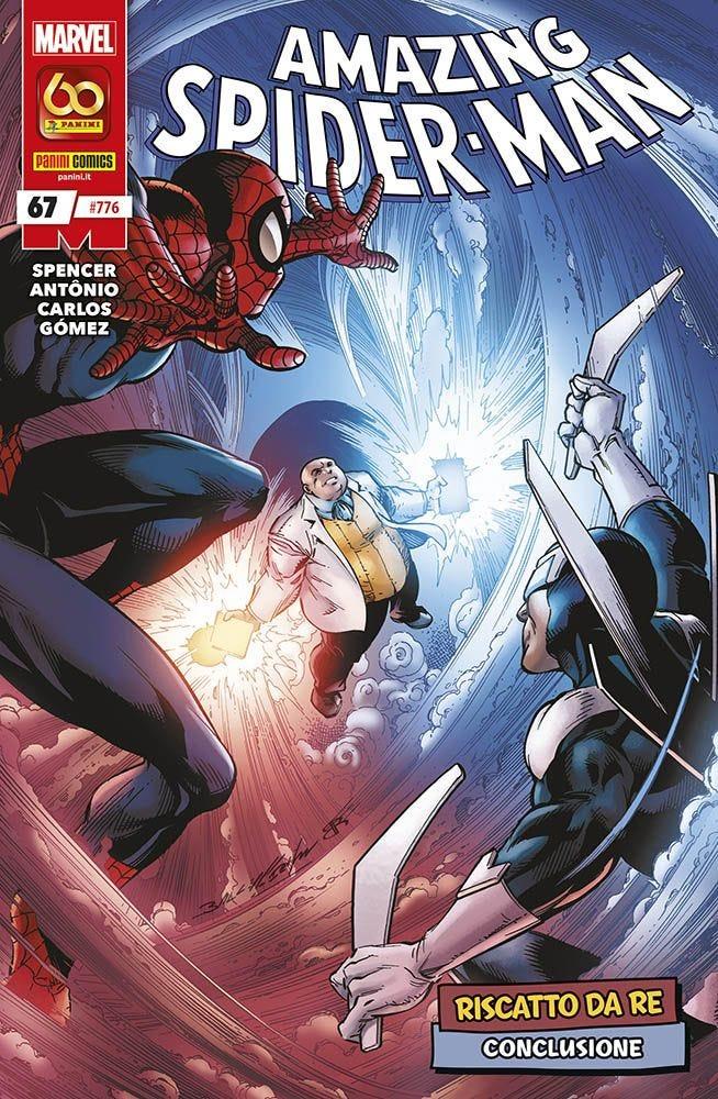 Amazing Spider-Man 67 Spider-Man magazines