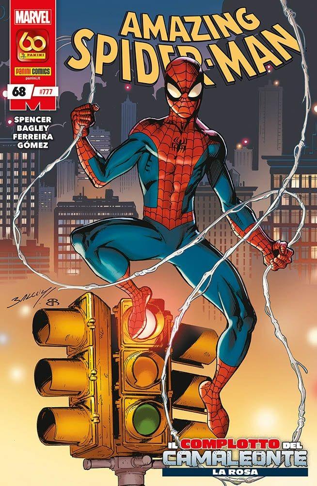 Amazing Spider-Man 68 Spider-Man magazines