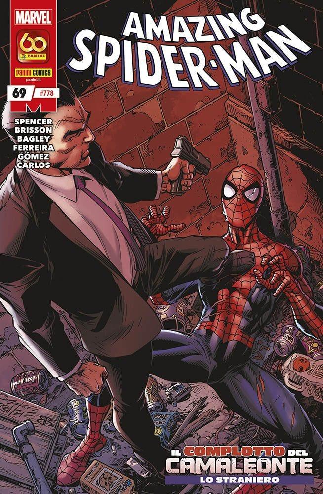 Amazing Spider-Man 69 Spider-Man magazines