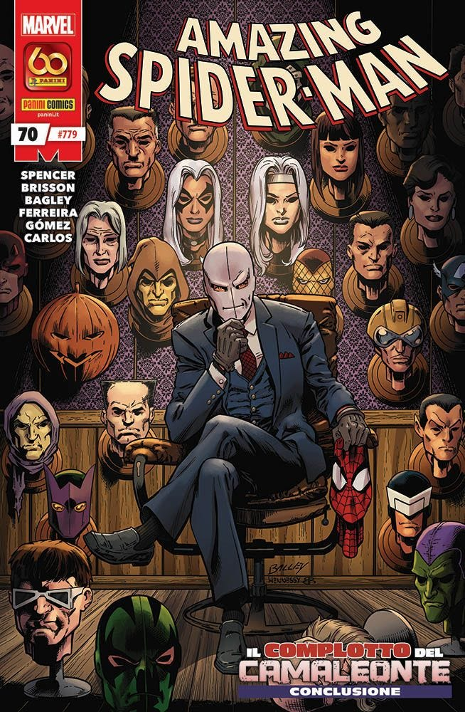 Amazing Spider-Man 70 Spider-Man magazines