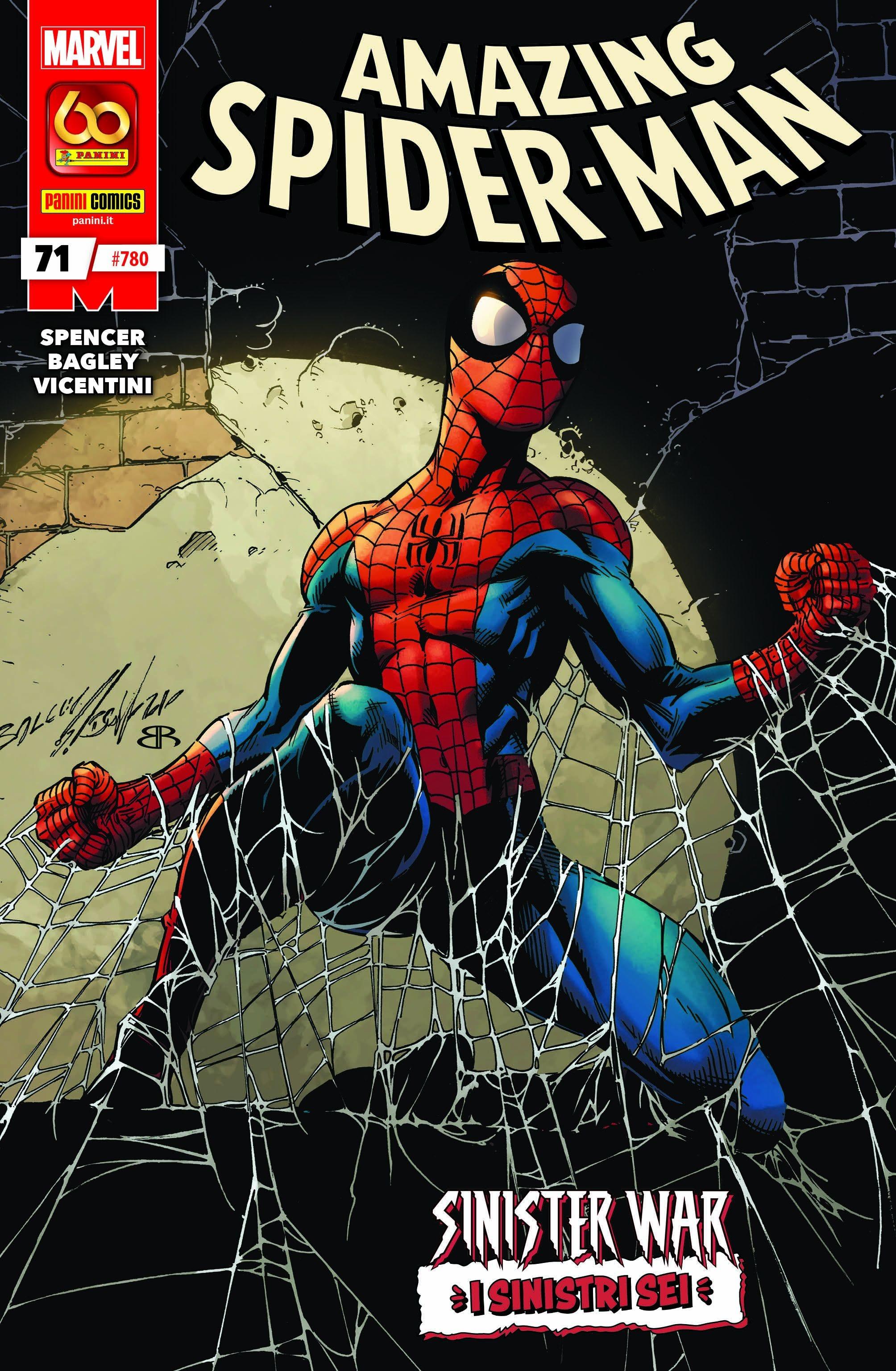 Amazing Spider-Man 71 Spider-Man magazines
