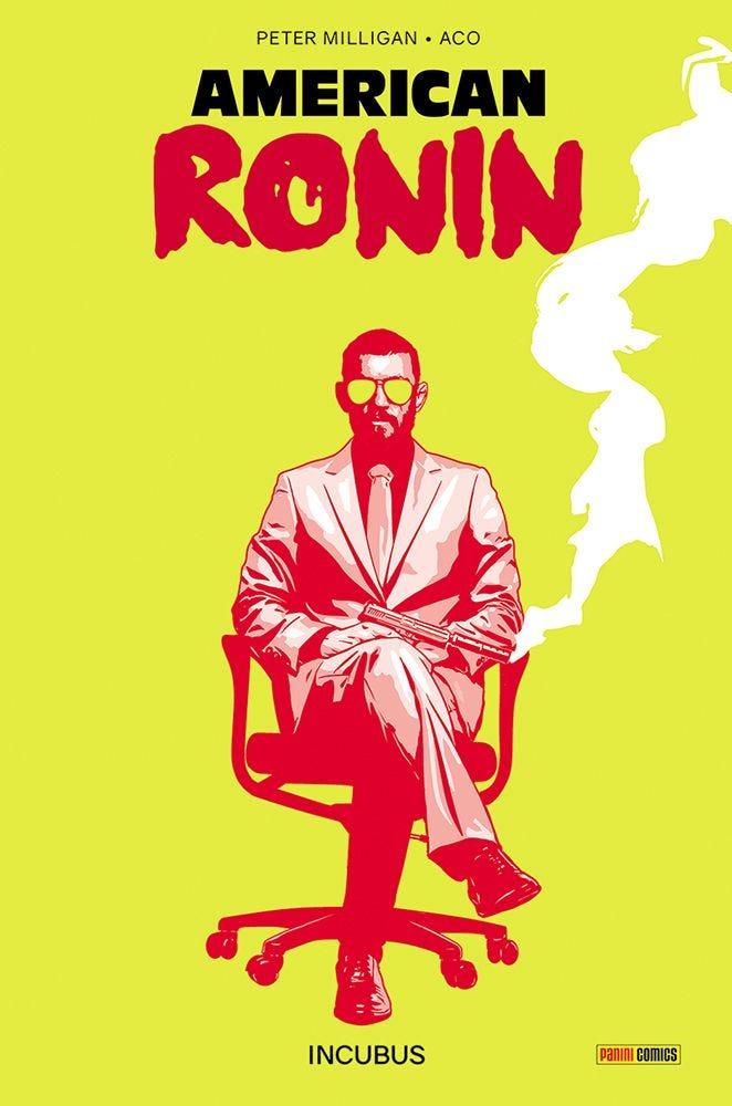 American Ronin Vol.1: Incubus Sci-Fi books