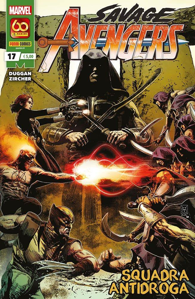 Savage Avengers 17 Prevendita magazines