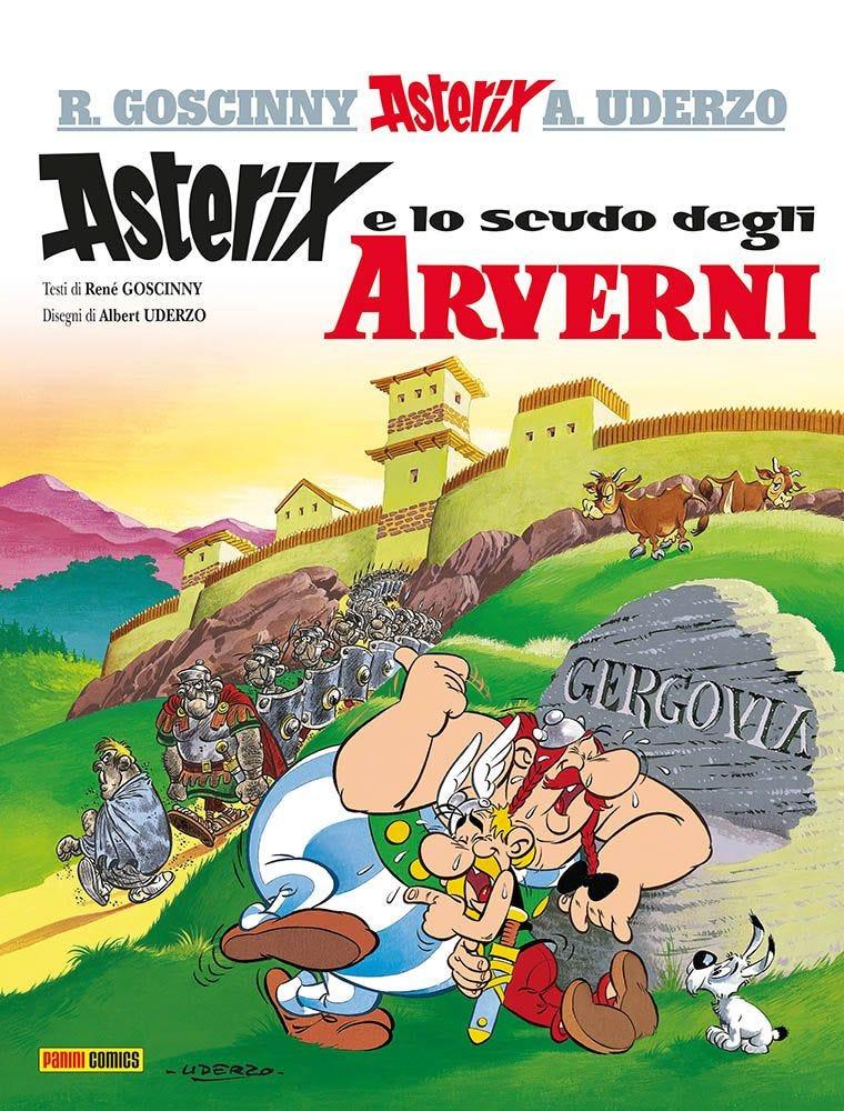 Asterix e lo Scudo degli Arverni Asterix magazines