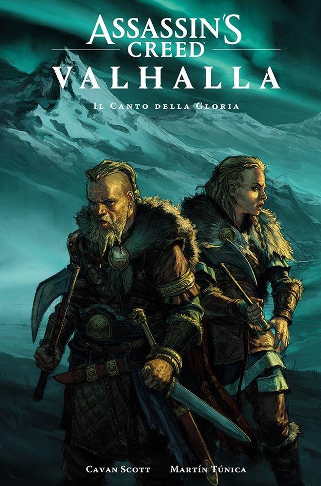 Assassin's Creed Valhalla: Il Canto Della Gloria Cinema, Videogiochi e Serie Tv magazines