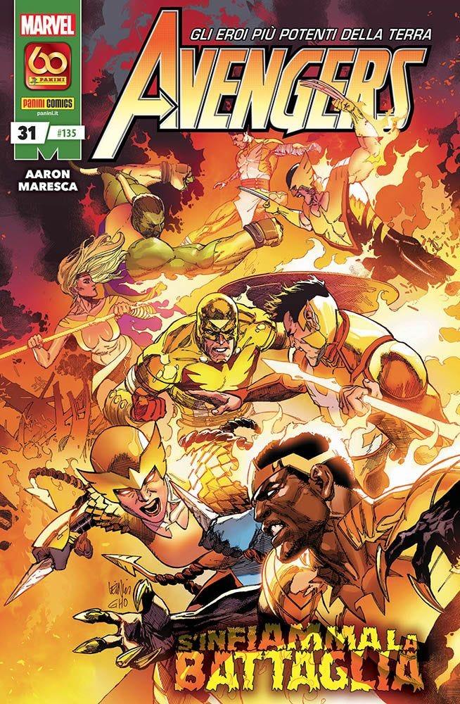 Avengers 31 Prevendita magazines