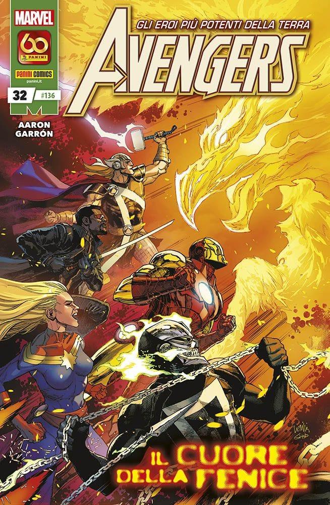 Avangers 32 Avengers magazines