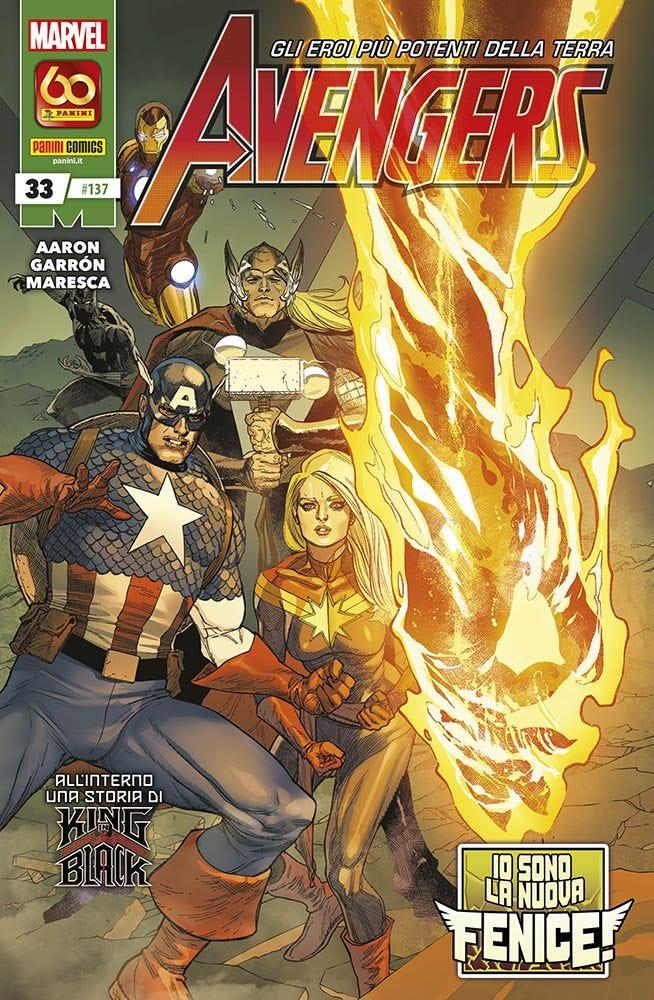 Avengers 33 Avengers magazines