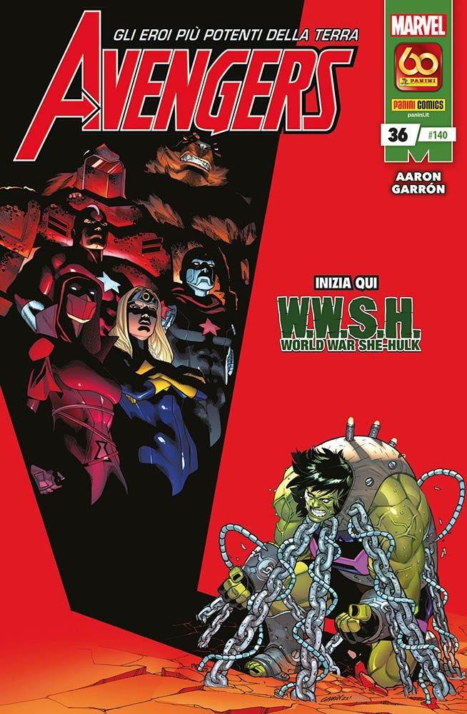 Avengers 36 Avengers magazines