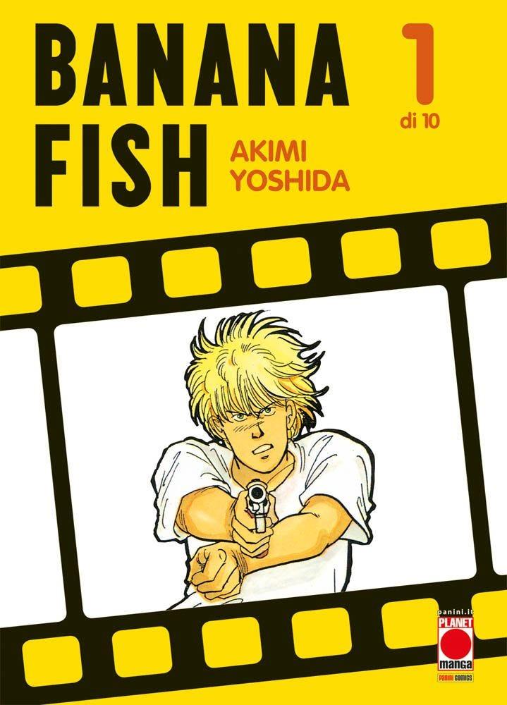 Banana Fish 1 Da Cinema e Animazione magazines