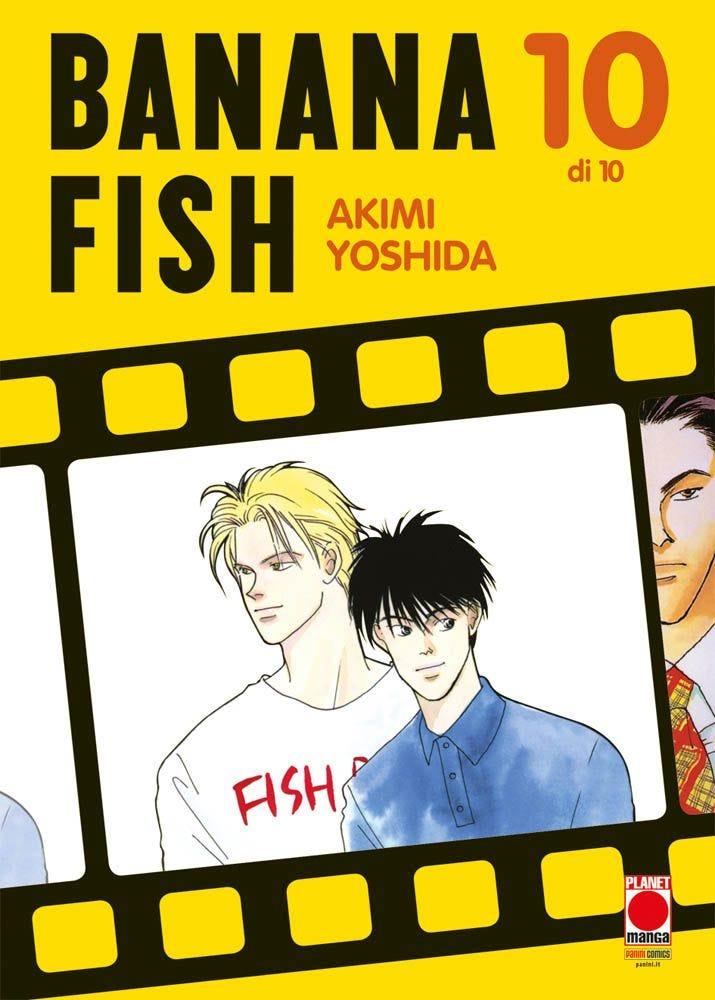 Banana Fish 10 Da Cinema e Animazione books