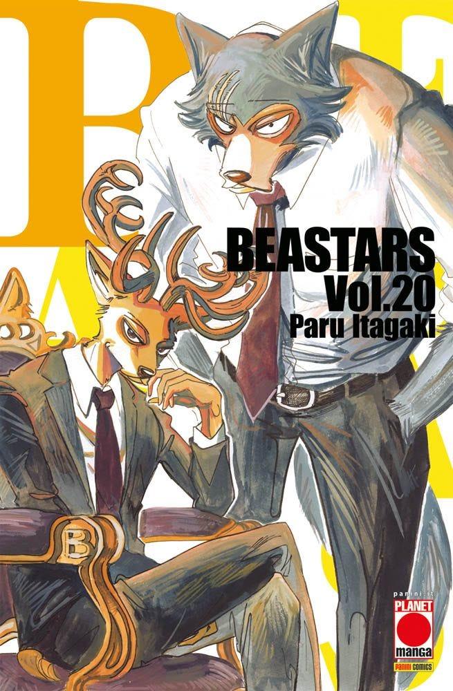 Beastars 20 Da Cinema e Animazione magazines