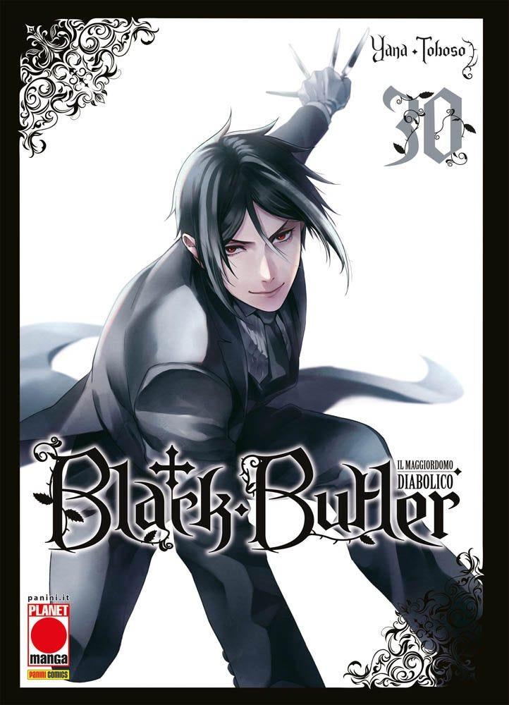 Black Butler – Il maggiordomo diabolico 30 Sci-Fi magazines