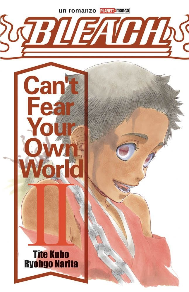 Bleach – Can't Fear Your Own World 2 Da Cinema e Animazione books