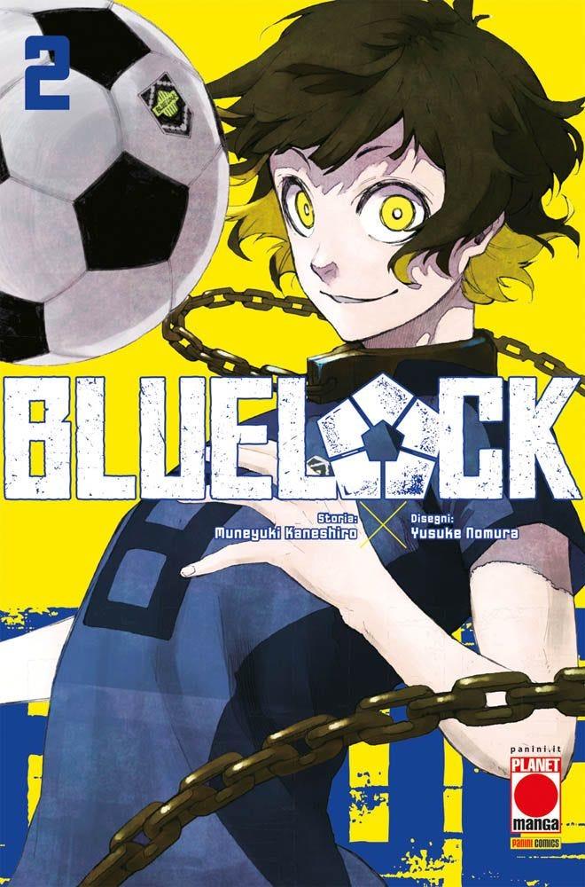 Blue Lock 2 Sportivo magazines
