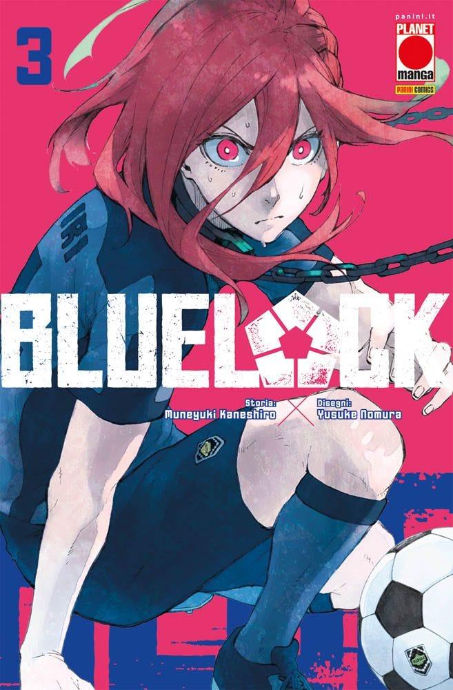 Blue Lock 3 Sportivo magazines
