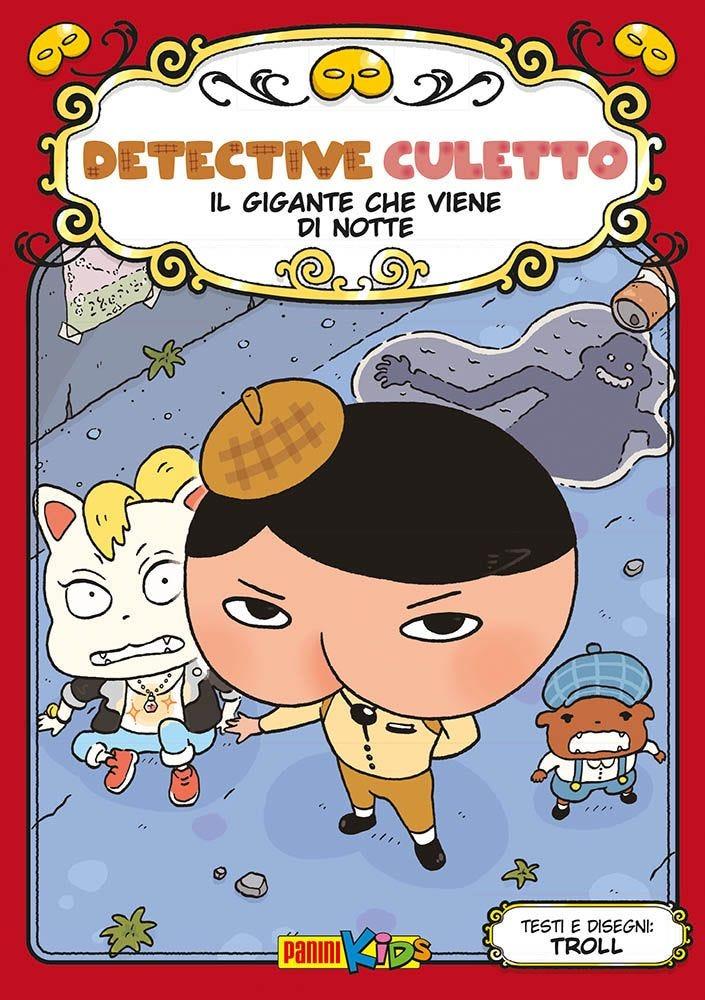 Detective Culetto 2 Serie magazines
