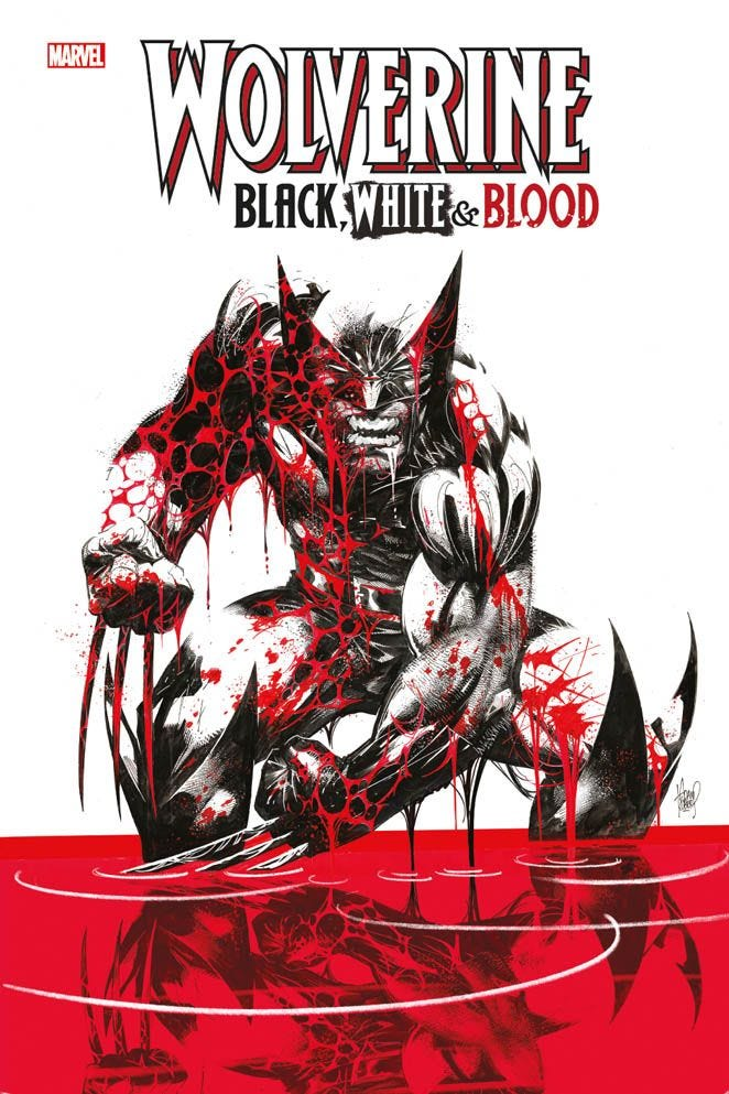 Wolverine: Black, White & Blood Prevendita books