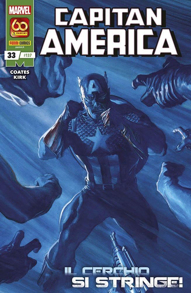 Capitan America 33 Capitan America magazines