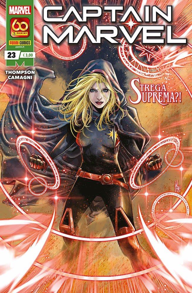 Captain Marvel 23 Serie Regolare magazines