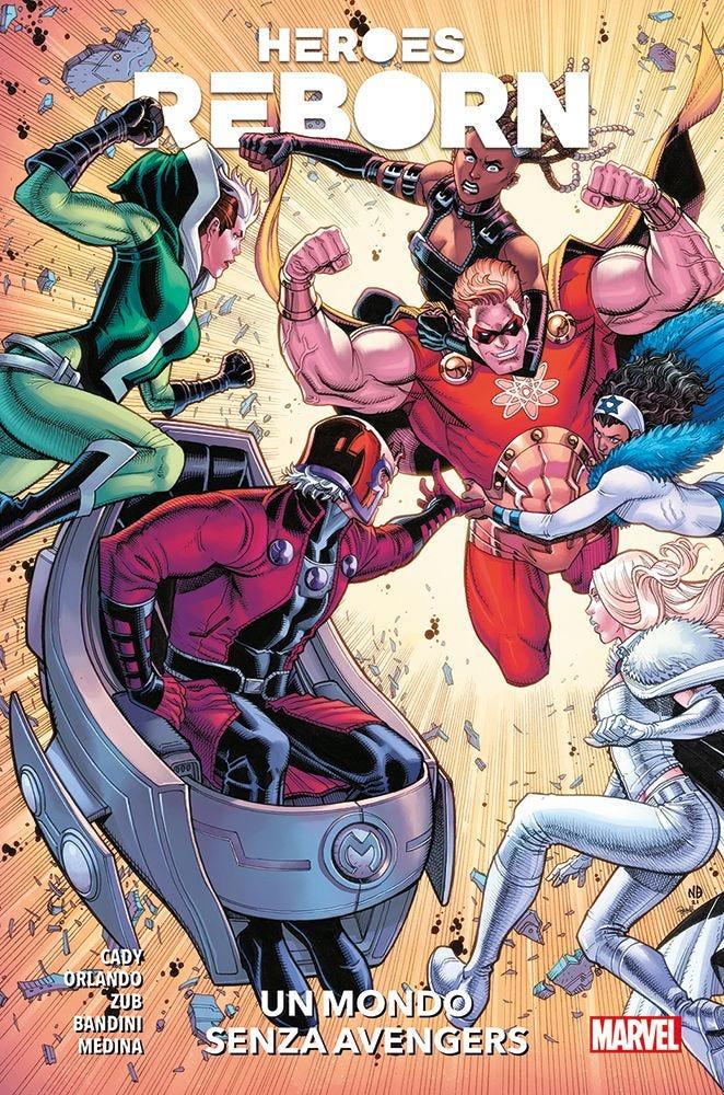 Heroes Reborn Companion 1 Serie Regolare magazines
