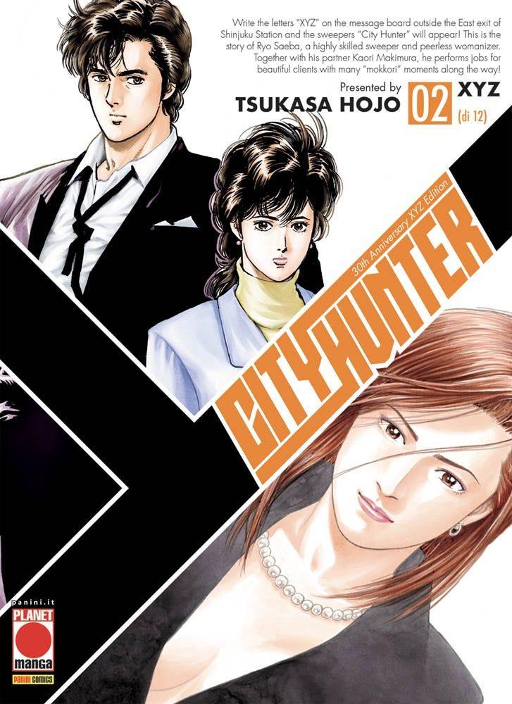 City Hunter XYZ 2 Azione magazines