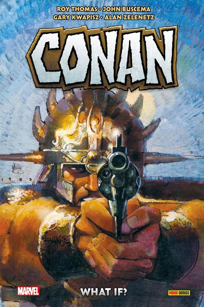 What If? Conan Prevendita magazines