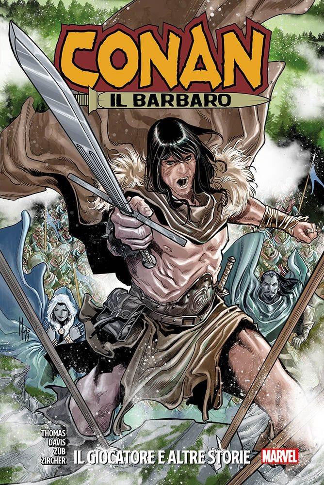 La Spada Selvaggia di Conan 2 Prevendita magazines