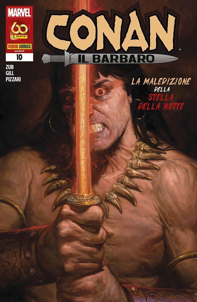 Conan Il Barbaro 10 Raccolte in Volume magazines