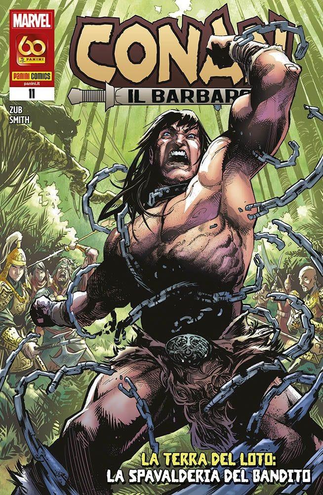 Conan il Barbaro 11 Conan magazines