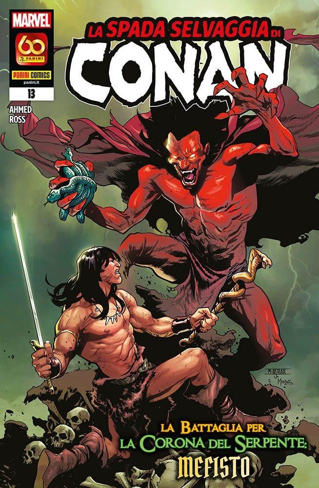 La Spada Selvaggia Di Conan 13 Prevendita magazines