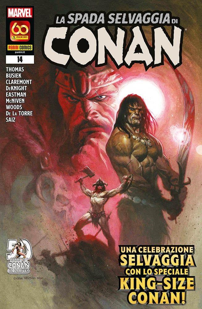 La Spada Selvaggia di Conan 14 Prevendita magazines