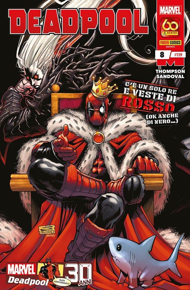 Deadpool 8 Deadpool magazines