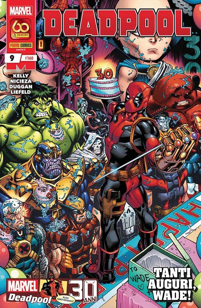 Deadpool 9 Deadpool magazines